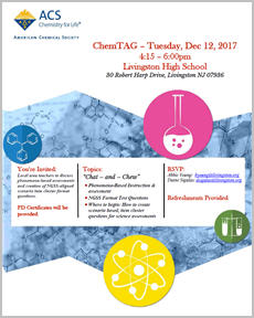 ChemTAG Chat & Chew Meet-Up