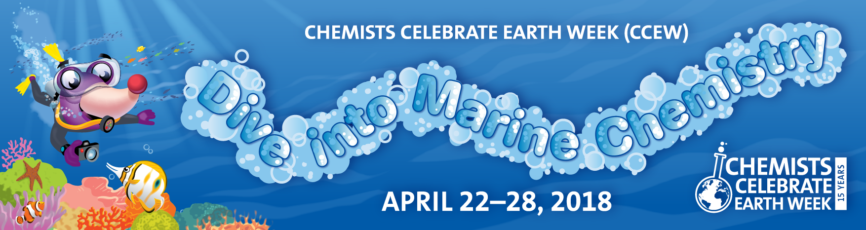 Chemists Celebrate Earth Week