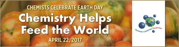 Chemists Celebrate Earth Day 2017