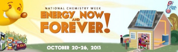 National Chemistry Week 2013