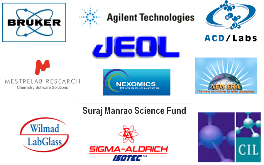 NMR Spectroscopy Topical Group 2013 Sponsors