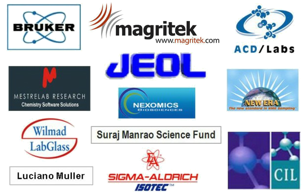 NMR Spectroscopy Topical Group 2015 Sponsors